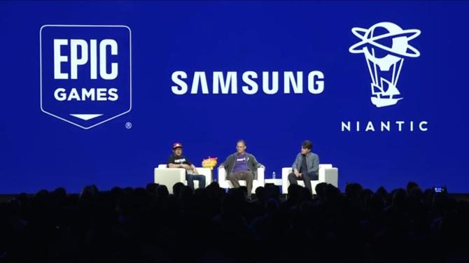 SDC 2018: Drugi dzień konferencji Samsunga z akcentem na gaming [1]