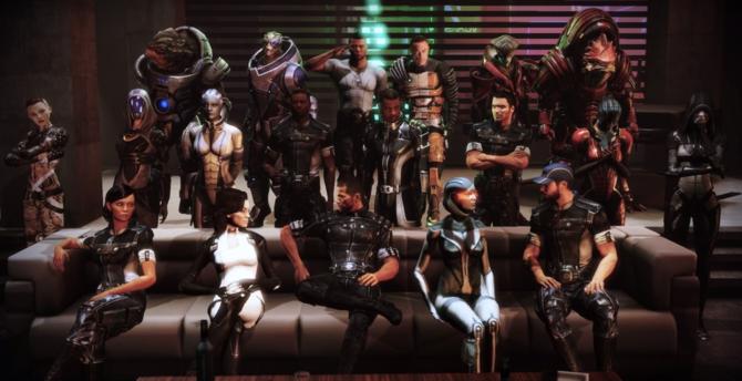 BioWare będzie tworzyć kolejne gry w uniwersum Mass Effect [2]