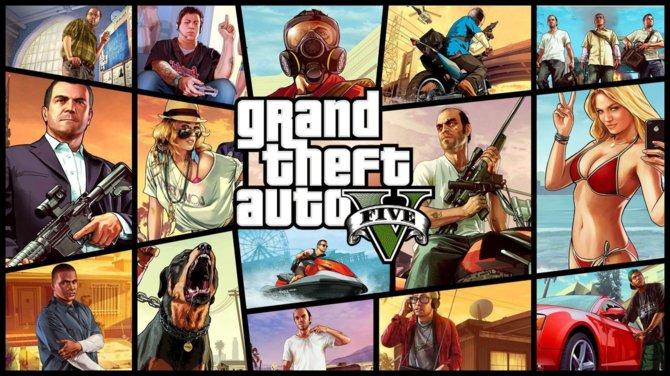 GTA V sprzedało się lepiej niż GTA III, GTA IV, San Andreas i Vice City [2]