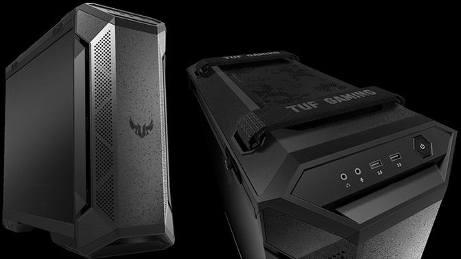 Obudowa ASUS TUF Gaming GT501: heavy metal i sporo przestrzeni [2]