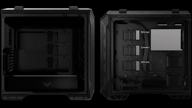 Obudowa ASUS TUF Gaming GT501: heavy metal i sporo przestrzeni [3]