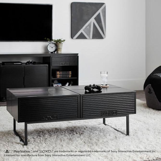 Oficjalne meble od PlayStation: dostępne półki, telewizory i stoliki [2]
