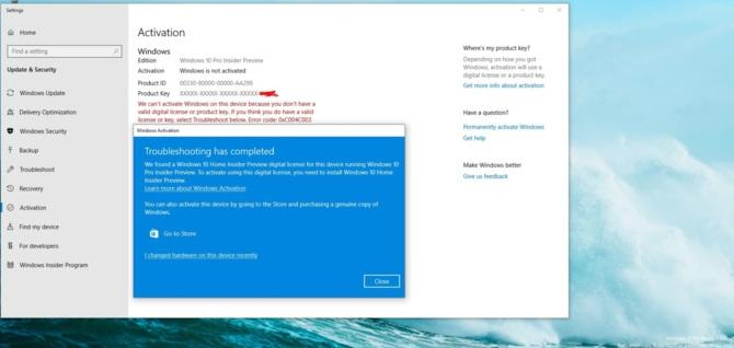 Windows 10 Pro może sam zdegradować się do wersji Home [1]