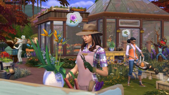 The Sims 4 otrzymało widok pierwszoosobowy  [1]
