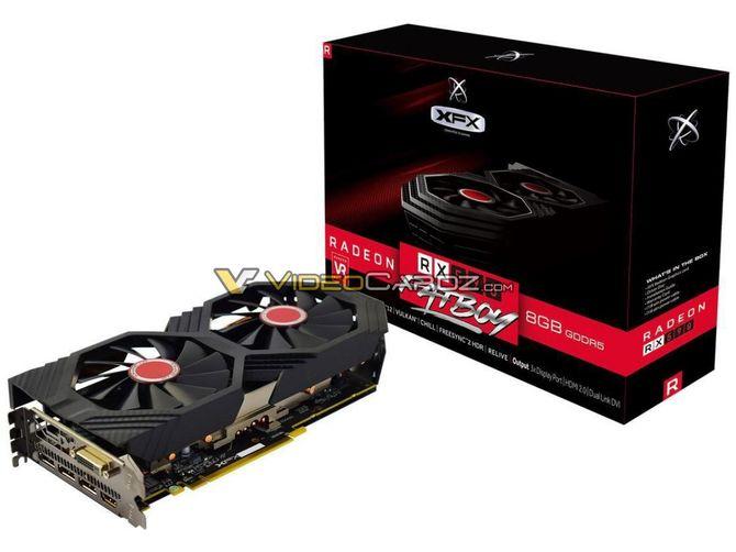 XFX Radeon RX 590 Fatboy OC+ - zdjęcia i specyfikacja karty [1]