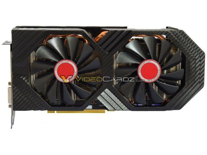 XFX Radeon RX 590 Fatboy OC+ - zdjęcia i specyfikacja karty [2]