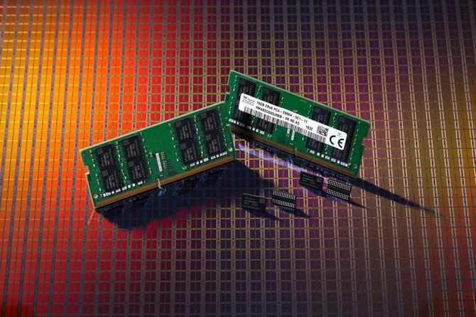 SK hynix szykuje DDR4 drugiej generacji w litografii 10+ nm [1]