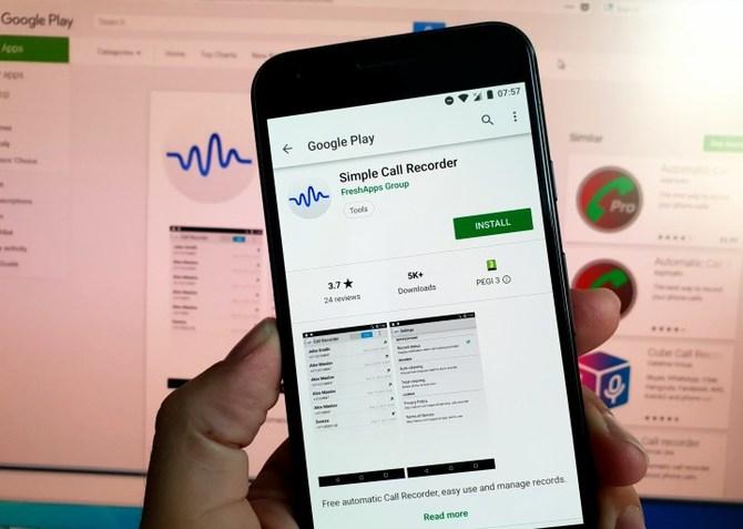 Google Play - wykryto trojana w aplikacji do nagrywania rozmów [1]
