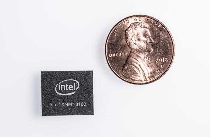 Intel prezentuje modem 5G. Najpierw pojawi się w telefonach Apple [3]