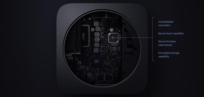 Układ T2 od Apple może blokować laptopa bez oryginalnych części  [1]