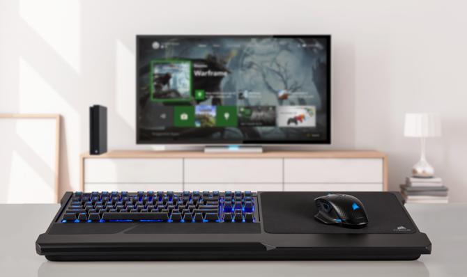 Corsair prezentuje klawiatury i myszki dla konsoli Xbox One [1]