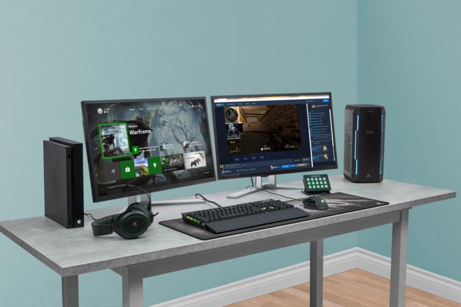 Corsair prezentuje klawiatury i myszki dla konsoli Xbox One [2]