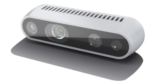 Nowa kamera wykrywania głębi Intel D435i z układem IMU [2]
