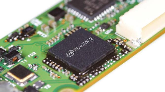 Nowa kamera wykrywania głębi Intel D435i z układem IMU [3]