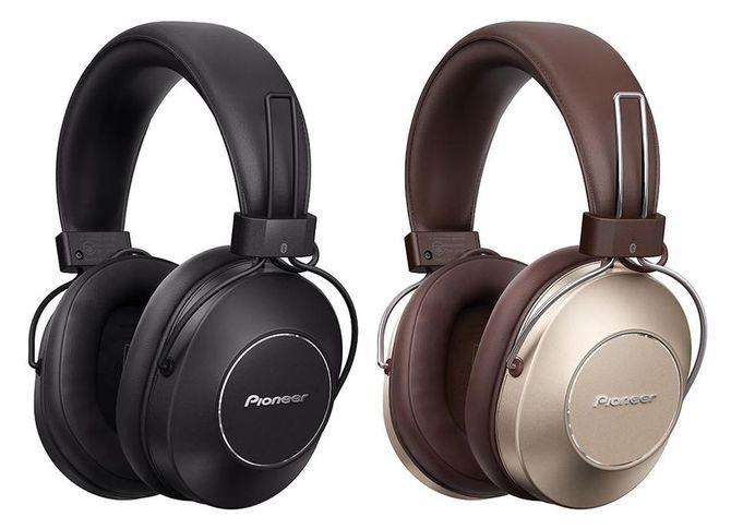 Pioneer S9: nowe słuchawki Bluetooth z NFC, ANC i Google Asistant [1]