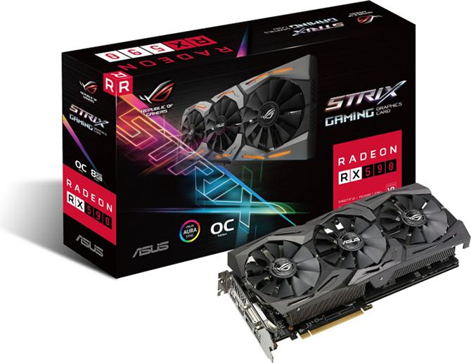 Radeon RX 590 - specyfikacja, cena oraz porównania wydajności [2]