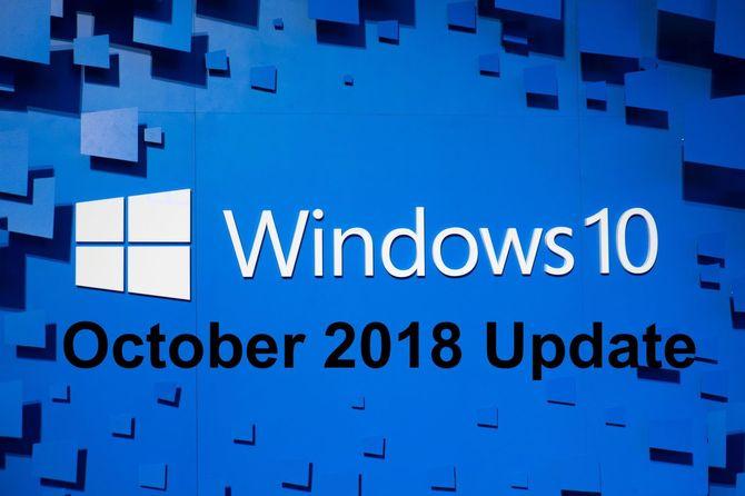 Windows 10 October 2018 Update - aktualizacja znów dostępna [3]