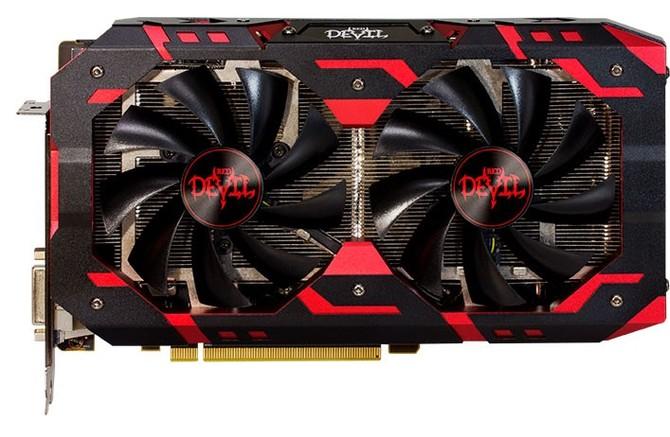 PowerColor Radeon RX 590 Red Devil - karta z układem Polaris 30 [1]