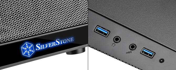 SilverStone Precision PS15 - Maluch stawiający na przewiewność [6]