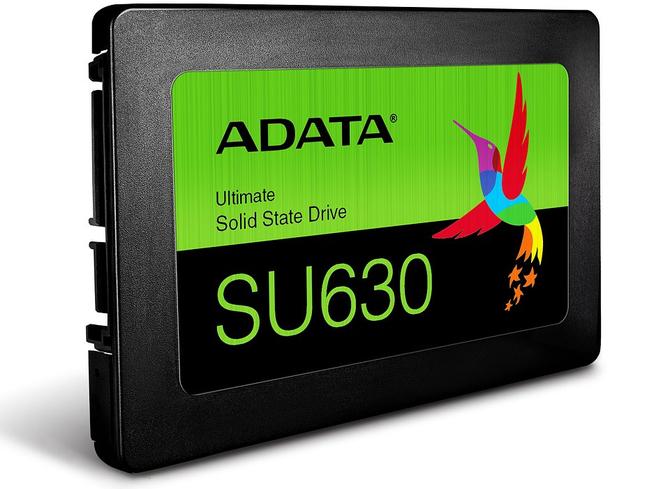 ADATA Ultimate SU630 - Przystępne cenowo SSD na 3D QLC NAND [2]