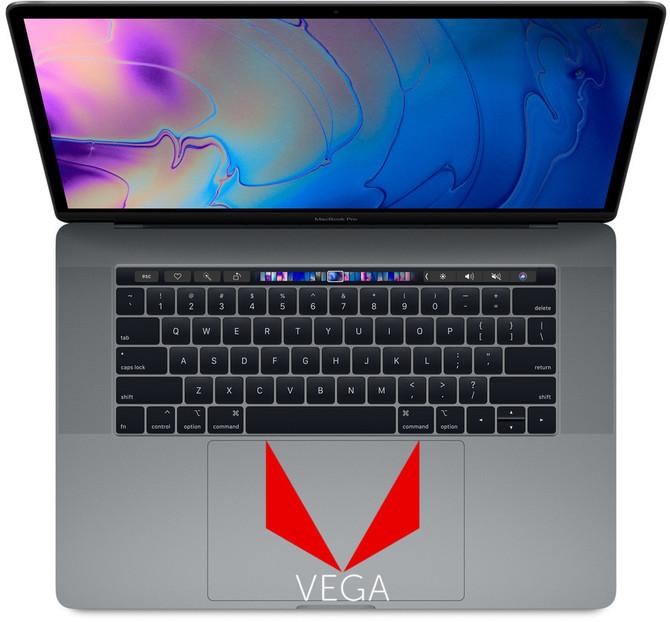 Apple Macbook Pro z AMD Vega Pro 16 i Vega Pro 20 już dostępne [2]
