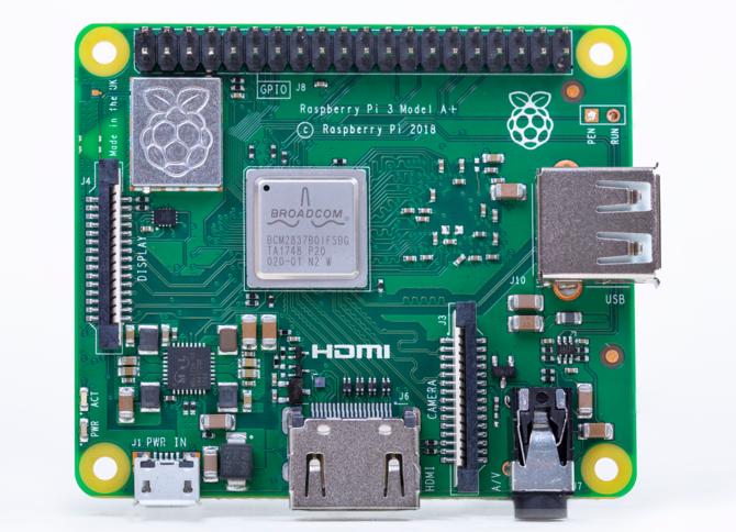 Raspberry Pi 3 A+ - Nowa odsłona małej i taniej Malinki [1]