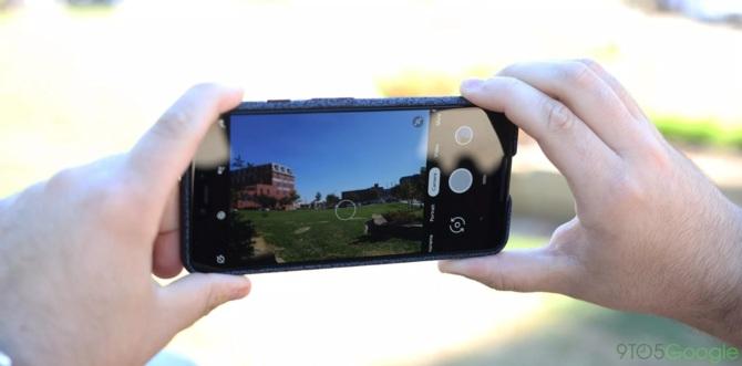 Google Pixel 3 - niektóre modele nie są w stanie robić zdjęć [2]