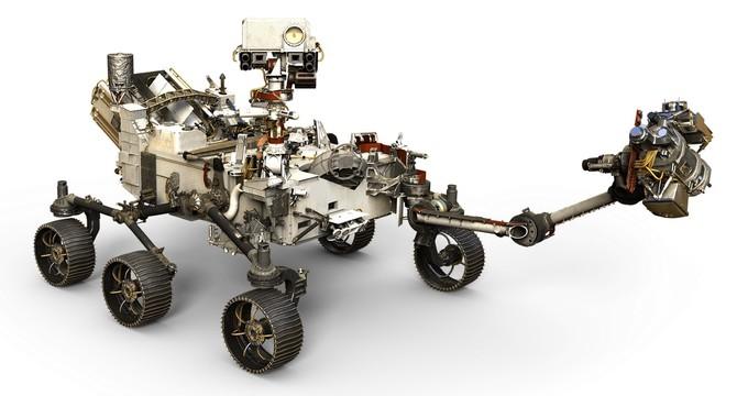 Mars 2020 Rover - NASA wybrała miejsce rozpoczęcia badań [3]