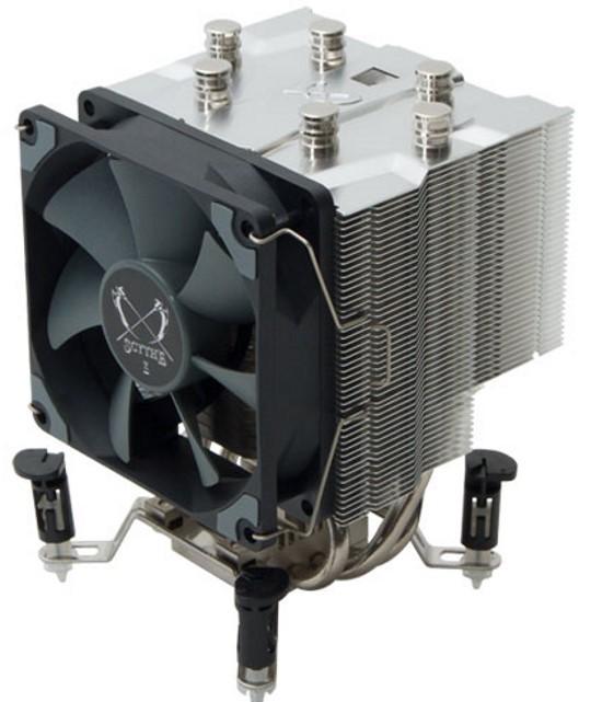 Scythe Katana 5 - coolery CPU wchodzą na rynki w Europie [1]