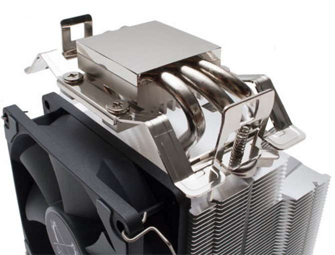 Scythe Katana 5 - coolery CPU wchodzą na rynki w Europie [2]