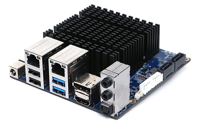 Hardkernel ODROID-H2 - Jednopłytkowy komputer trafia do sprzedaży [1]