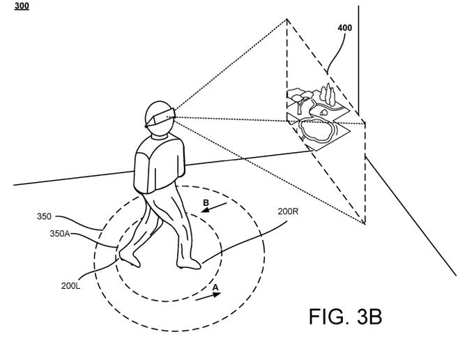 Google patentuje zmotoryzowane buty do wirtualnej rzeczywistości  [2]