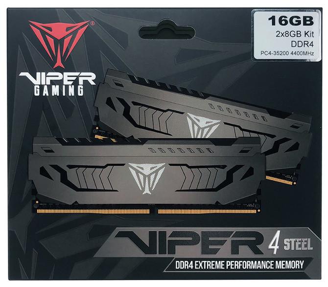 Patriot Viper Steel DDR4 - nowa seria pamięci RAM już w sklepach [2]