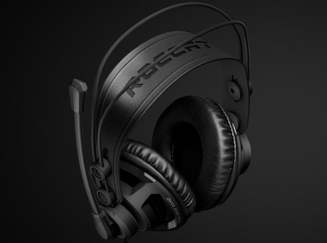 Roccat Renga Boost: headset dla kochających bas i gaming [1]