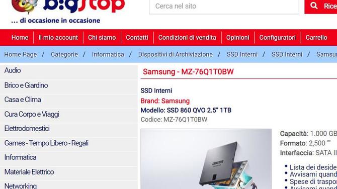 Samsung 860 QVO - nowa nośniki SSD pojawią się w sklepach [2]