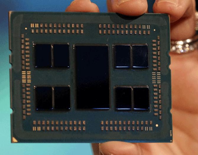 AMD Zen 2 - układ Rome znaleziony w SiSandra z 16 MB L3 na CCX [1]