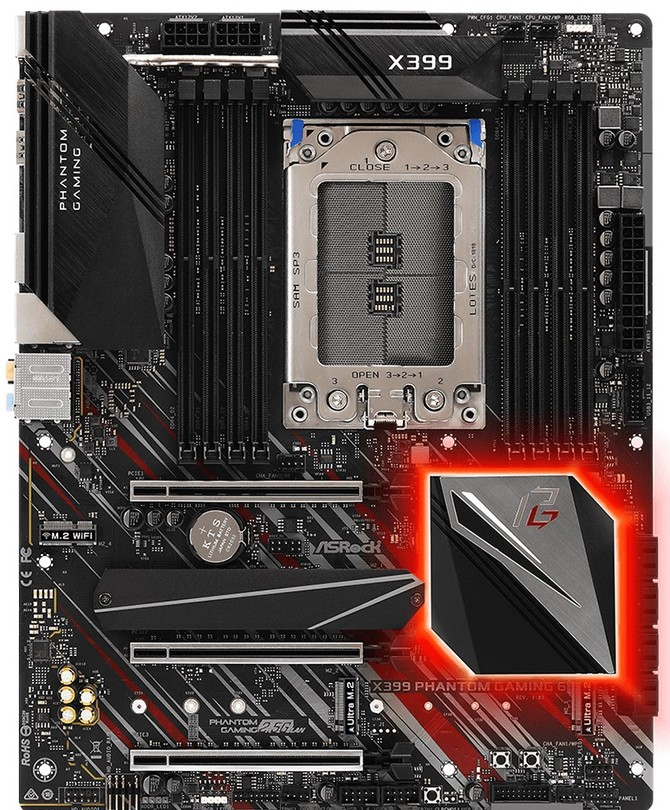 ASRock X399 Phantom Gaming 6 - specyfikacja i cena płyty głównej [2]