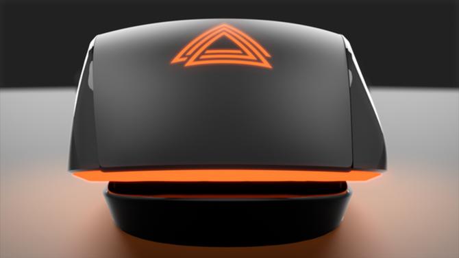 Lexip - innowacyjna mysz z dwoma joystickami na marę pada [2]