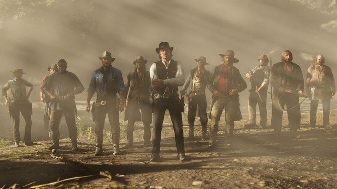Red Dead Online: sieciowe GTA na Dzikim Zachodzie już dostępne [2]