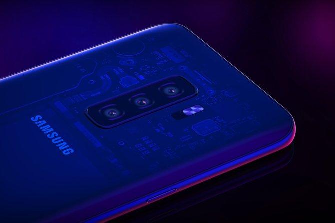 Samsung Galaxy S10+ z Exynosem 9820 przetestowany w AnTuTu [2]