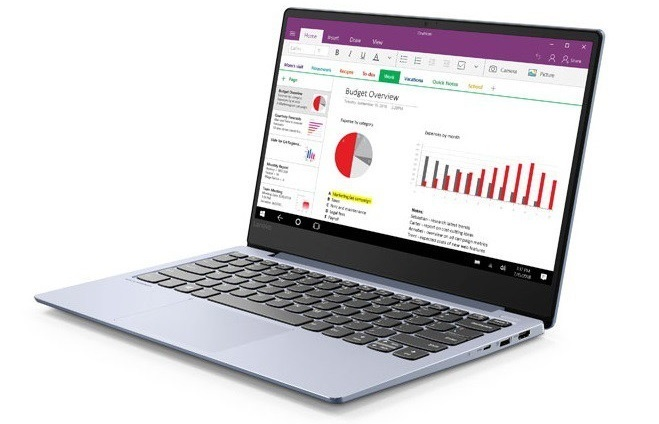 Lenovo IdeaPad S530 - smukły laptop z Intel Whiskey Lake-U [2]