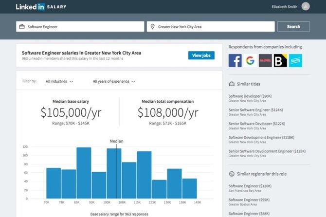 LinkedIn z narzędziem pozwalającym znaleźć najlepiej płatne prace [2]