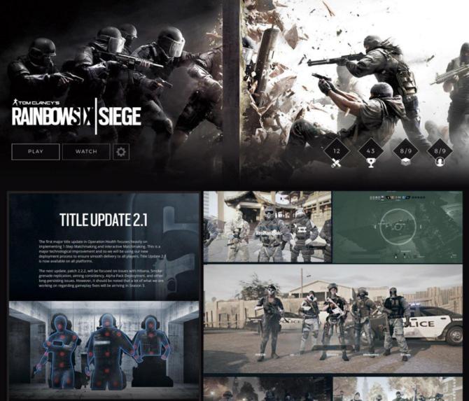 Steam: w sieci pojawił się screen z nową szatą graficzną platformy [2]