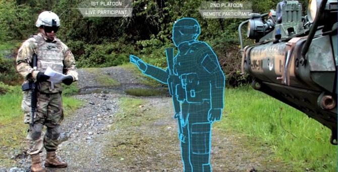 Microsoft wygrał przetarg na zestawy AR dla amerykańskiej armii [1]