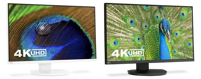 NEC MultiSync EA271U - Nowy monitor 27 4K dla profesjonalistów [1]