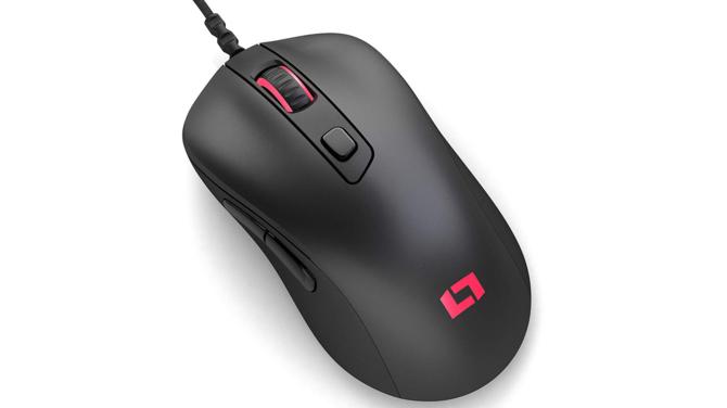 Lioncast LM50: symetryczna mysz dla graczy z sensorem PMW3360 [1]