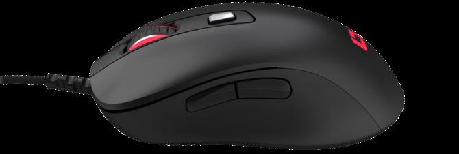 Lioncast LM50: symetryczna mysz dla graczy z sensorem PMW3360 [2]