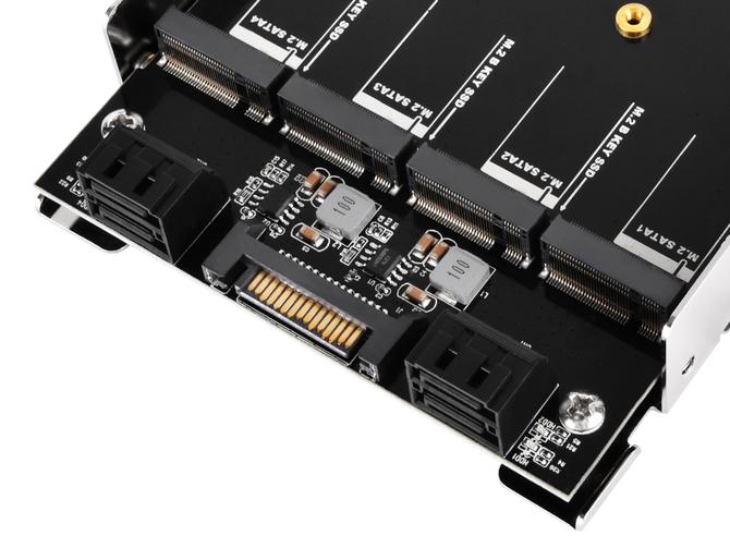 SilverStone SDP11 i SDP12 - Adaptery na dyski SSD do zatoki 5,25 [2]