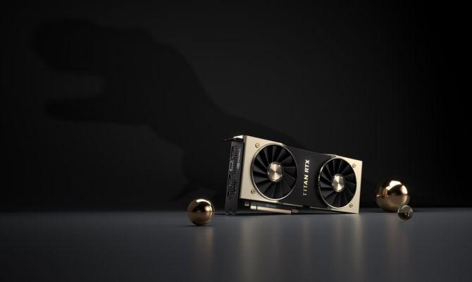 NVIDIA TITAN RTX w cenie 2499 USD - Oficjalna zapowiedź karty [1]
