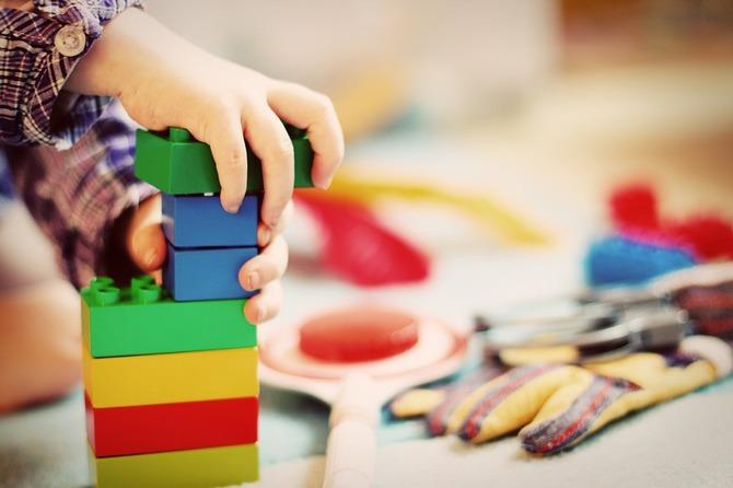 Badania: tradycyjne zabawki lepsze dla dzieci, niż nowe technologie [1]